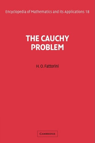 9780521096867: The Cauchy Problem (Encyclopedia of Mathematics and its Applications)