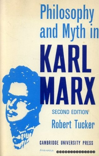 9780521097017: Philosophy and Myth in Karl Marx