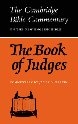 9780521097680: The Book of Judges (Cambridge Bible Commentaries on the Old Testament)