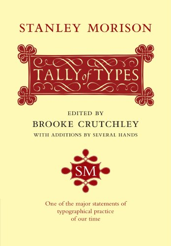 9780521097864: A Tally of Types