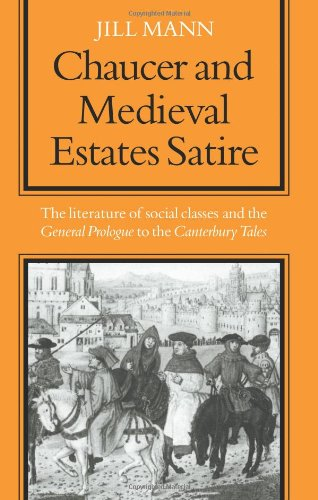 Chaucer and Medieval Estates Satire: Mann