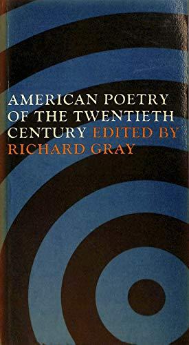 9780521098748: American Poetry of the Twentieth Century