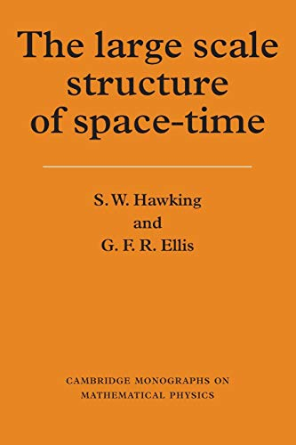 9780521099066: The Large Scale Structure of Space-Time (Cambridge Monographs on Mathematical Physics)