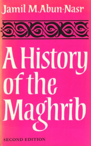 9780521099271: History of the Maghrib