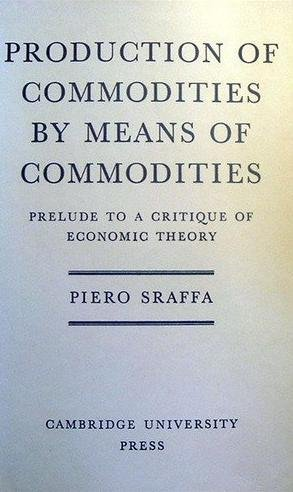 9780521099691: Production of Commodities by Means of Commodities : Prelude to a Critique of Economic Theory