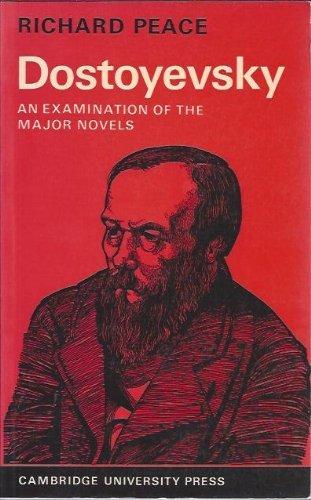 9780521099943: Dostoevsky (Major European Authors Series)