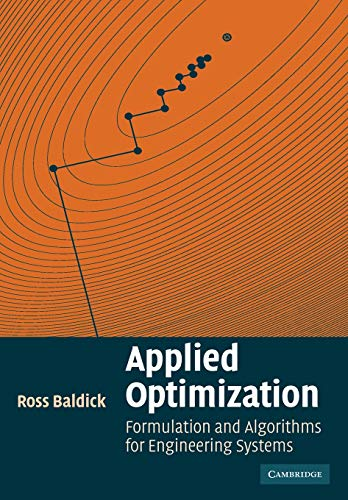 9780521100281: Applied Optimization: Formulation and Algorithms for Engineering Systems
