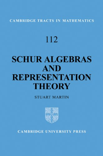 9780521100465: Schur Algebras and Representation Theory (Cambridge Tracts in Mathematics)
