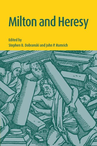 9780521100939: Milton and Heresy