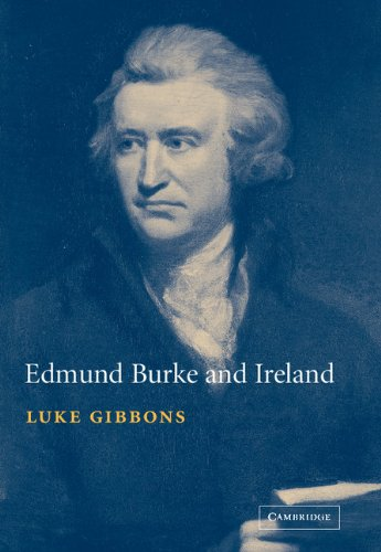 9780521100946: Edmund Burke and Ireland: Aesthetics, Politics and the Colonial Sublime