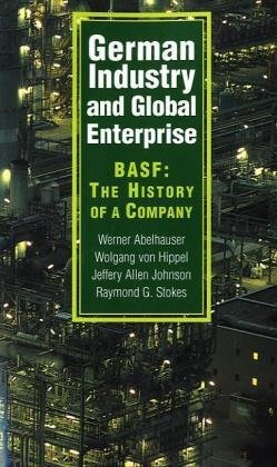 9780521101196: German Industry and Global Enterprise: BASF: The History of a Company