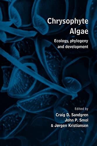 9780521102414: Chrysophyte Algae: Ecology, Phylogeny and Development