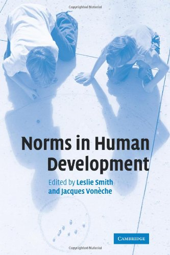 9780521103299: Norms in Human Development