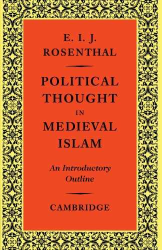 9780521103350: Political Thought in Medieval Islam: An Introductory Outline