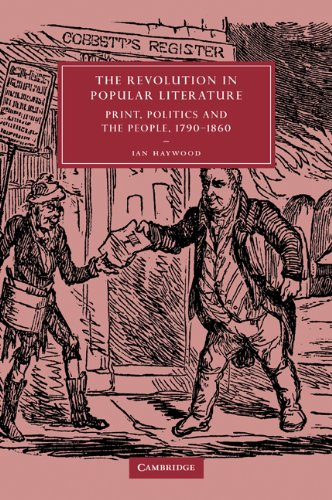 9780521103497: The Revolution in Popular Literature: Print, Politics and the People, 1790-1860 (Cambridge Studies in Nineteenth-Century Literature and Culture)