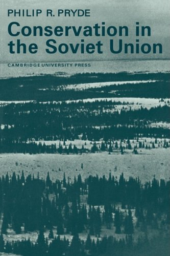 9780521103510: Conservation in the Soviet Union