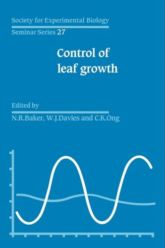 9780521103626: Control of Leaf Growth (Society for Experimental Biology Seminar Series)