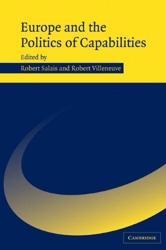 9780521104166: Europe and the Politics of Capabilities