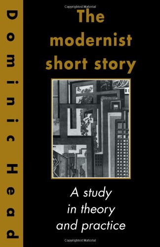 9780521104210: The Modernist Short Story: A Study in Theory and Practice
