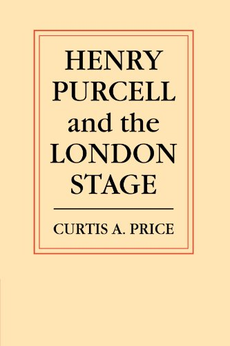 9780521105156: Henry Purcell and the London Stage