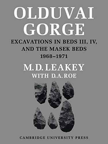 9780521105200: Olduvai Gorge: Volume 5