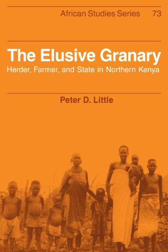 9780521105361: The Elusive Granary: Herder, Farmer, and State in Northern Kenya (African Studies)