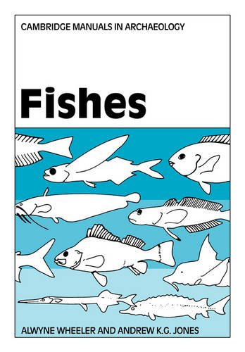 9780521105415: Fishes (Cambridge Manuals in Archaeology)