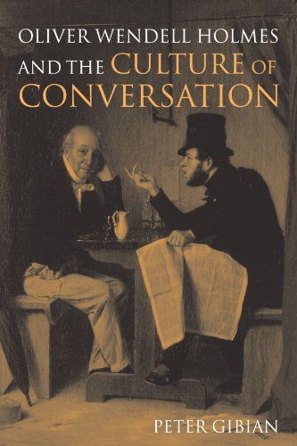 9780521106122: Oliver Wendell Holmes and the Culture of Conversation (Cambridge Studies in American Literature and Culture)