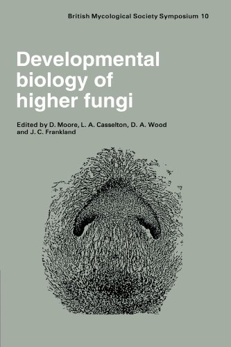 9780521106276: Developmental Biology of Higher Fungi: Symposium of the British Mycological Society Held at the University of Manchester April 1984 (British Mycological Society Symposia)