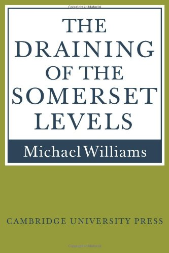 9780521106856: The Draining of the Somerset Levels