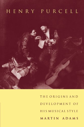 9780521106917: Henry Purcell: The Origins and Development of his Musical Style