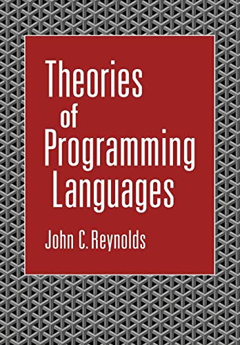 9780521106979: Theories of Programming Languages