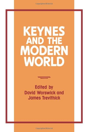 9780521108027: Keynes and the Modern World