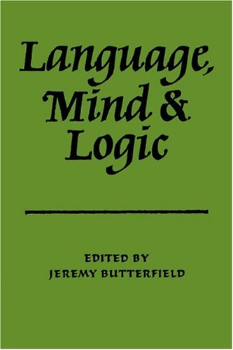 9780521108447: Language Mind and Logic