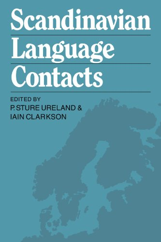 9780521108461: Scandinavian Language Contacts