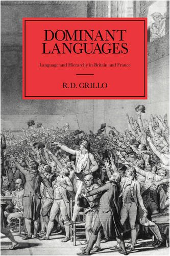 9780521108614: Dominant Languages: Language and Hierarchy in Britain and France