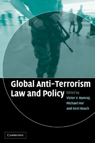 9780521108706: Global Anti-Terrorism Law and Policy