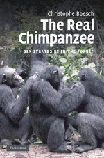 9780521110082: The Real Chimpanzee: Sex Strategies in the Forest