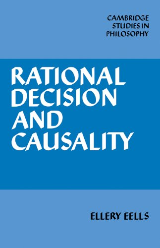 9780521110112: Rational Decision and Causality (Cambridge Studies in Philosophy)