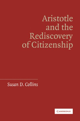 9780521110211: Aristotle and the Rediscovery of Citizenship