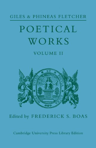 9780521110402: Poetical Works