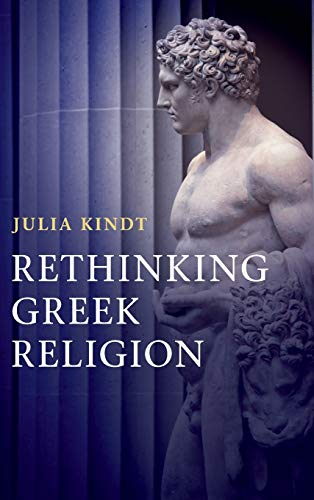 9780521110921: Rethinking Greek Religion