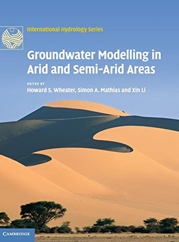 9780521111294: Groundwater Modelling in Arid and Semi-Arid Areas (International Hydrology Series)