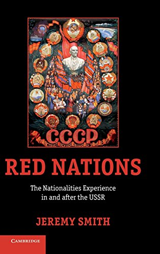 9780521111317: Red Nations: The Nationalities Experience in and after the USSR