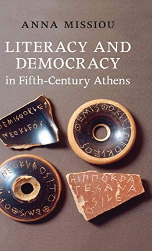 9780521111409: Literacy and Democracy in Fifth-Century Athens