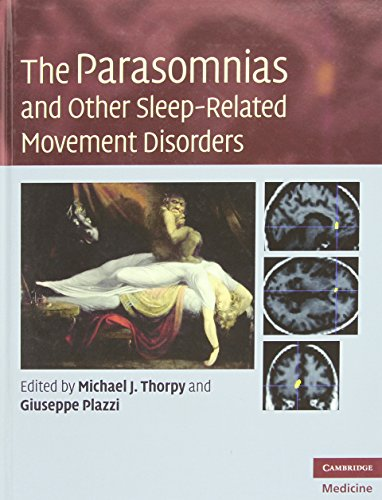 9780521111577: The Parasomnias and Other Sleep-Related Movement Disorders (Cambridge Medicine (Hardcover))