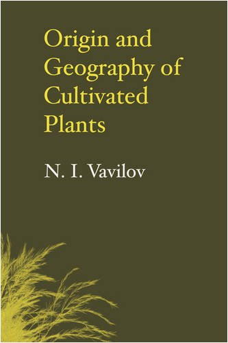 9780521111591: Origin and Geography of Cultivated Plants