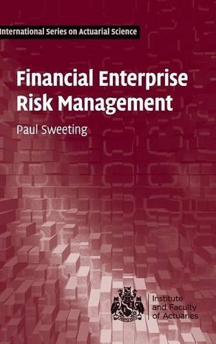 9780521111645: Financial Enterprise Risk Management (International Series on Actuarial Science)