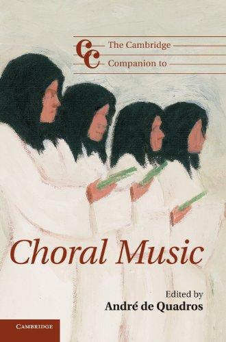 9780521111737: The Cambridge Companion to Choral Music (Cambridge Companions to Music)
