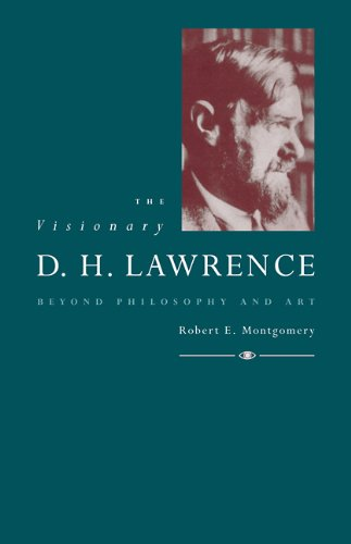 9780521112420: The Visionary D. H. Lawrence: Beyond Philosophy and Art